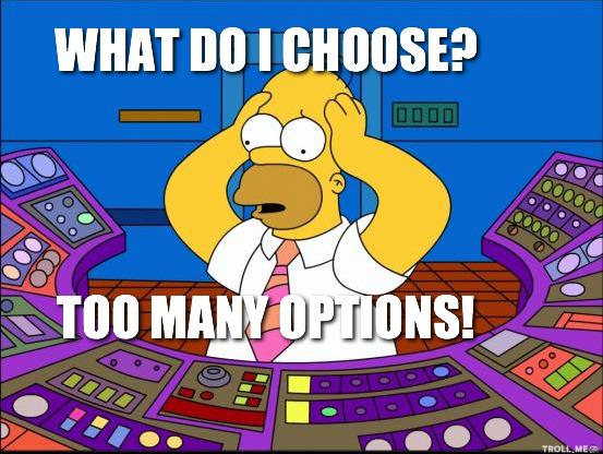 too-many-choices-paralyzes-progress